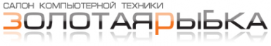 Логотип компании Золотая рыбка