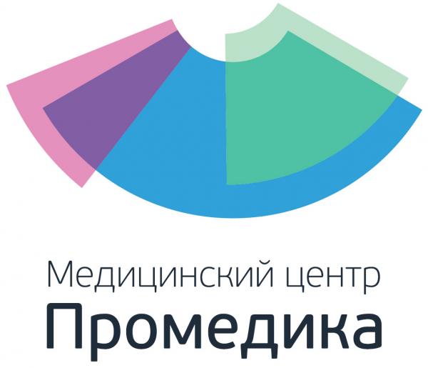 Логотип компании Промедика